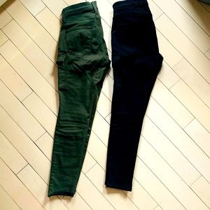 Two Pairs JAMES JEANS CARGO STYLE
